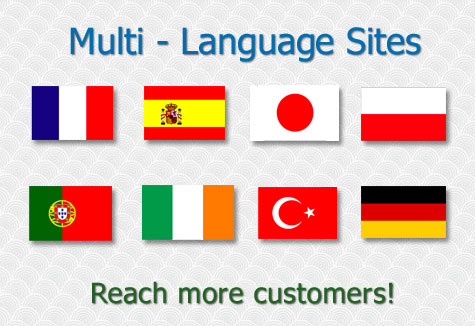 Multi-Lingual Web Sites